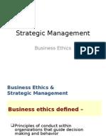 SM Business Ethics
