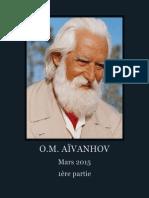 Mars 2015 - 1ère Partie - O.M. Aïvanhov