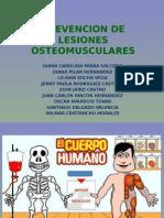 Sistema Osteomuscular y Lesiones II