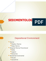 Depositional Environment