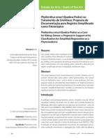 Phyllanthus Niruri Quebra Pedra No Tratamento de Urolitíase Proposta de Documentação Para Registro Simplificado Como Fitoterápico1