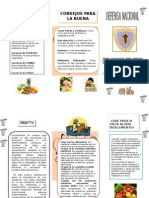 Comida Saludable vs. Comida Chatarra