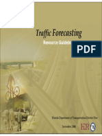 D5 Traffic Forecasting Resource Guidebook