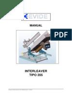 Manual Interleaver