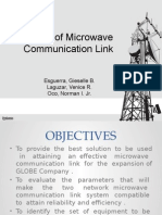 Design of Microwave