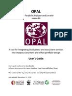 OPAL User's Guide v 1.0.pdf