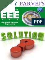 Rony Parvej_s EEE Job Solution Part 1 (PGCB 2014)