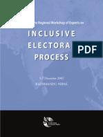 Inclusive Electoral Process