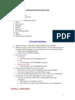 Civil Procedure Barbri Notes