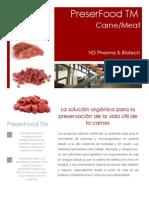 Preserfood Tm Carne