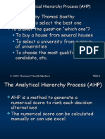 201502271602246 ANALYTICAL HIERARCHY PROCESS.ppt