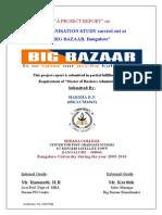 21349941 Big Bazaar Project