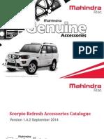 Brochure mahindra pdf scorpio