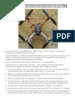 APM2 Flamewheel Quad Setup1