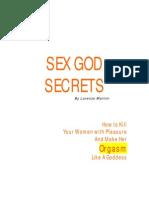 Sex God Secrets