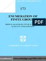 [Simon R. Blackburn, Peter M. Neumann, Geetha Venk-Enumeration of Finite Groups