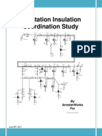Example Substation Insulation Coordination Study by ArresterWorks