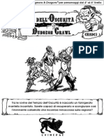 CHADC1 Il Tempio dell'Oscurità - D&D - Chimerae Hobby Group - Dungeon Crawl