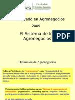 Tema 01 - El Sistema de Los Agronegocios