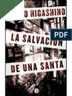 La Salvacion de Una Santa - Keigo Higashino
