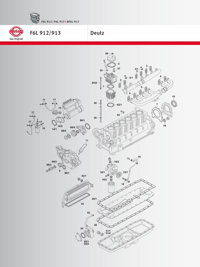 F6l 912 913 Hatz Engine Wiring Diagram