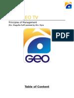 GEO TV - MGT