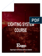 LIGHTING SYSTEM COURSE