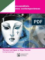 Teresa Lartigue y Olga Varela [Comps.], Género y Psicoanálisis. Contribuciones Contemporáneas.