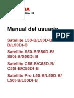 Manual de Usuario Toshiba Satellite L50