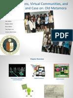e-commerce group 4 team strawberry online auctions virtual  communities web portals