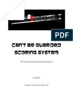 Cant Be Guarded Scoring System Final Libre