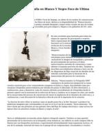 El HDR y la Fotografia en Blanco Y Negro Foco de Ultima Focal Press Book