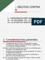 TEMA 11.- Delitos Contra El Honor