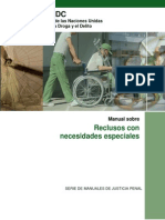 Manual Reclusos Con Necesidades Especiales 1