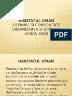 Habitatul Uman