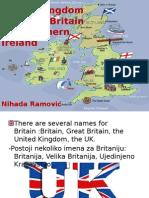 Britain Engleski Jezik