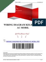 Wiring diagram kelistrikan ac mobil asfbconference2016 Images