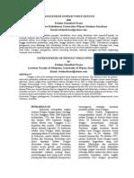 Patogenesis Infeksi Virus Dengue