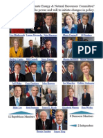 Senate Energy & Natural Resources Committee (114th Congress)