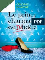 Le Prince Charmant Est Infidele - Ondine Khayat