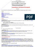 Biochemical Nomenclature Book