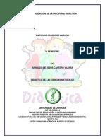 Consolidación de La Disciplina Didáctica.maryoris