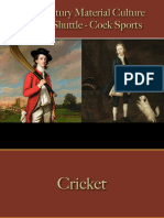 Sports & Sportsmen - Ball & Shuttle - Cock Sports