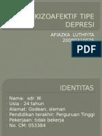 Skizoafektif Tipe Depresi