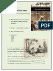 Huckberry Worksheet