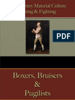 Sports & Sportsmen - Boxing & Fighting