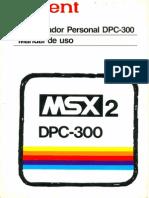 Talent DPC300 Manual de Uso