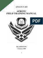 Field Training Manual