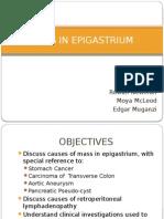 Mass in Epigastrium-2