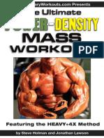 UltimatePower-DensityWorkout
